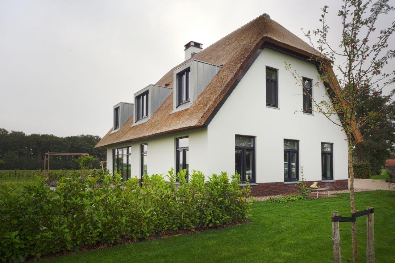 Mosterman Moderne woonboerderij